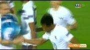 گلهای بازی: ارمنستان ۰-۳ فرانسه