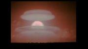 منفجر شدن بمب اتم جالب . دیدنی
