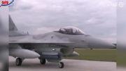 مشخصات جنگنده آمریکایی که توسط داعش سرنگون شد