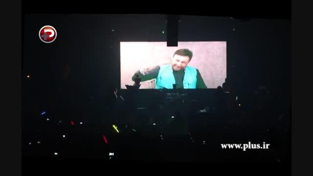 محمدعلیزاده -گزارش تی وی پلاس از  کنسرت تهران شهریور94