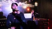 اجرای زنده یاس(زنده باد ایران)