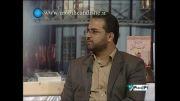 حضور رئیس انتشارات مبین اندیشه در سیمای باران استان گیلان 3