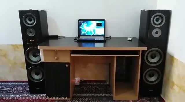 سیستم صوتی اتاقم