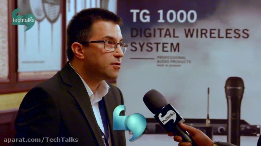 مجید سیاپوش - مدیر توسعه برندهای صوتی