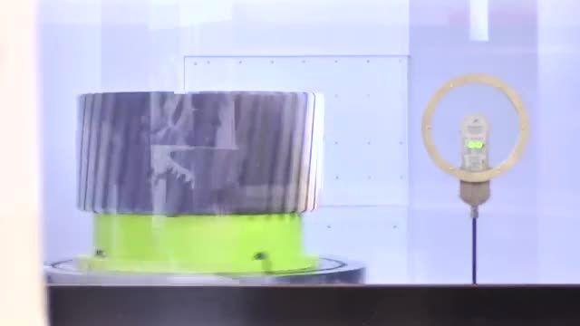 معرفی دستگاه cnc مدل DMG MORI DMC 125 FD