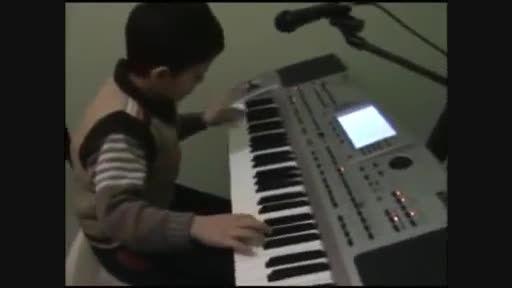ارگ کودک 8 ساله