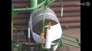 دستگاه بسته بندی ضایعات صنعتی و ذرت علوفه ای-alo.ir