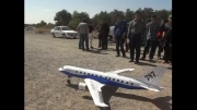 پرواز مدل بوئینگ 787 (همایش علاقه مندان ساخت و پرواز)