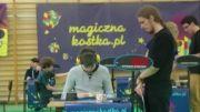 رکورد دوم جهان در چشم بسته 24.24 از Marcin Zalewski