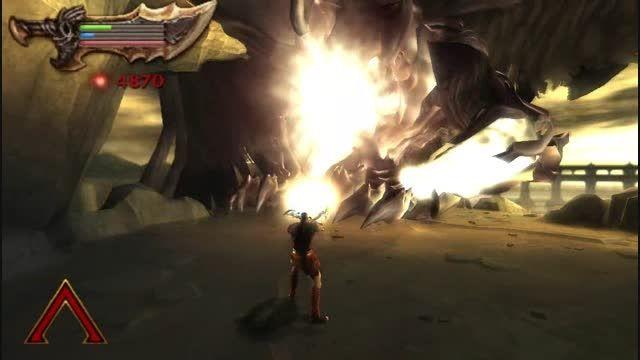 رئیس آخر بازی خدای جنگ God of War : Ghost of Sparta