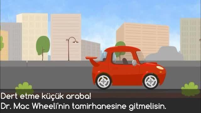 یادگیری ترکی استانبولی با تماشای کارتون زیرنویس دار 1