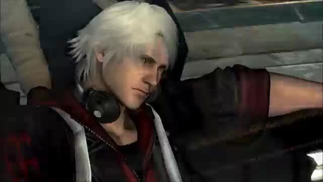 سکانس آغازین بازی Devil May Cry 4 Special Edition