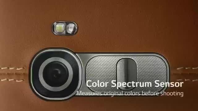● تیزر رسمی ابر گوشی هوشمند ال جی جی 4 ● دوربین