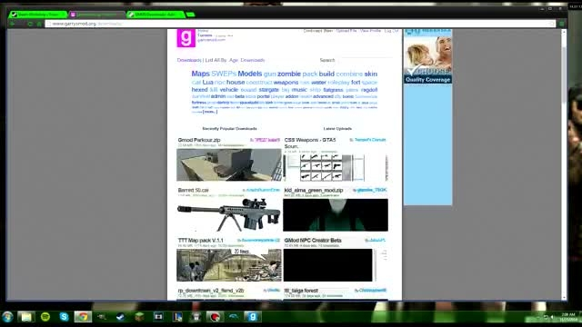 ! how to install mods on garry's mod