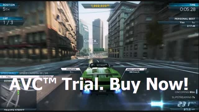 گیم پلی (need for speed most wanted 2 (PC