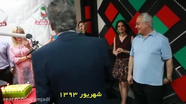 تولد70سالگی بهترین روان درمانگر ایرانی معاصردکترهلاکویی