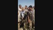 فیلم کوتاهی از حضور سردار سلیمانی در کنار نیروهای عراقی