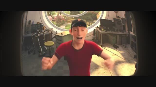 دانلود دوبله فارسی انیمیشن ۶ ابر قهرمان Big Hero 6