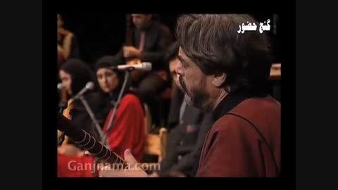 محمد معتمدی و حسین علیزاده