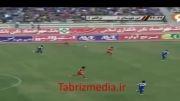 گل های بازی استقلال خوزستان1 تراکتور 4