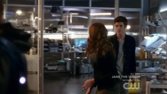 new fire storm in the flash episode 4 season 2