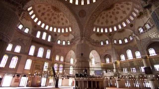♥ کلیپی بسیار زیبا از دیدنی های شهر زیبای استامبول ღ