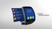 ویدئوی تبلیغاتی ساعت هوشمند Gear S سامسونگ