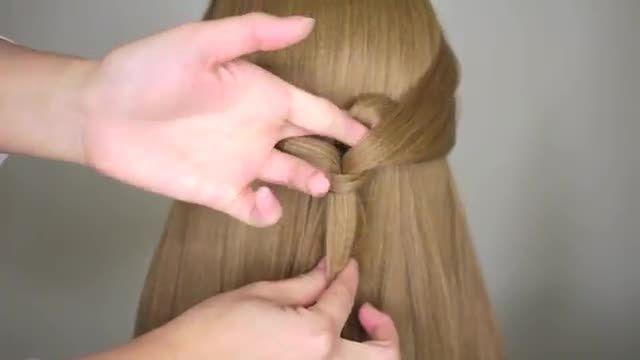 آموزش مدل موی بال فرشته، شیک و راحت!