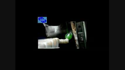 بررسی سطح مایع خنک کننده