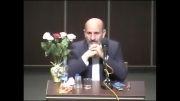 سخنرانی پرفسور حسین خیراندیش پدر طب سنتی اسلامی - ویدیو سه