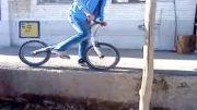 پرش جالب با دوچرخه Trial