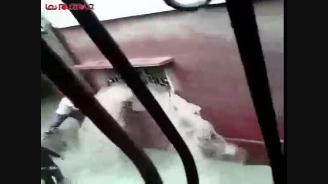 سیل در اردن از پنجره وارد شد فیلم گلچین صفاسا
