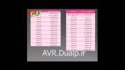 آموزش دستورات میکروکنترلر های AVR