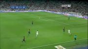 گل مسعود اوزیل به بارسلونا-سوپرجام اسپانیا-فصل 2011/12