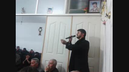 مداحی کربلایی  رحیم دبیر از حضرت عباس