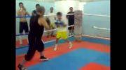 بوکس مریانج (بوکس نایب قهرمان آسیا و نوجوان 13ساله)