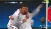 گل اول رئال مادرید به بایرن مونیخ (بازی برگشت)