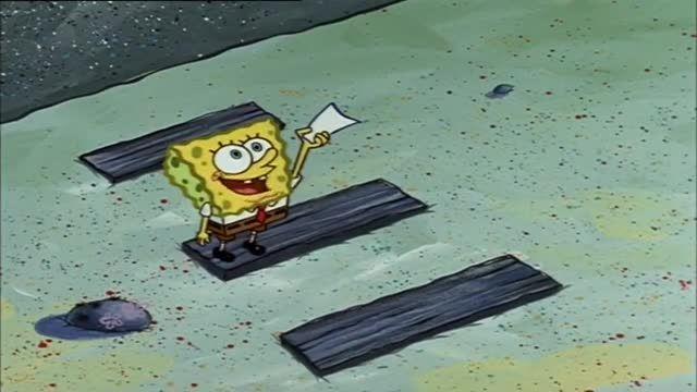 سریال باب اسفنجی-SpongeBob دوبله پرشین تون(قسمت 17)