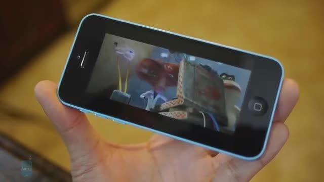 بررسی Apple Iphone 5c