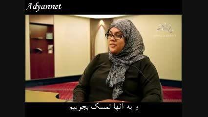 اهل بیت از دیدگاه بانوی تازه مسلمان + زیرنویس