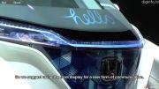 رونمایی هوندا از خودرو های آینده شهری کوچک-Honda