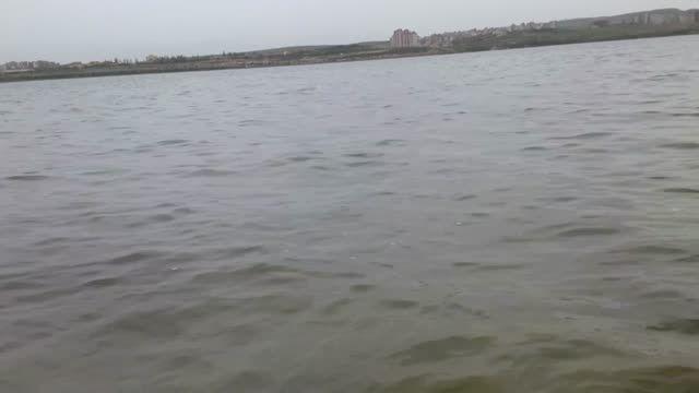 دریاچه زیبای شورابیل اردبیل