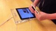 خم کردن گوشی آیفون 6 پلاس در اپل استور