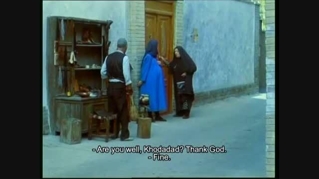 یکی از بهترین سکانس های فیلم مادر علی حاتمی