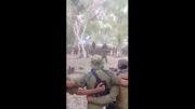 رقص اسرائیلیها قبل از ورورد به غزه برای قتل عام