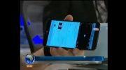 ویدئو گوشی منحنی LG G Flex