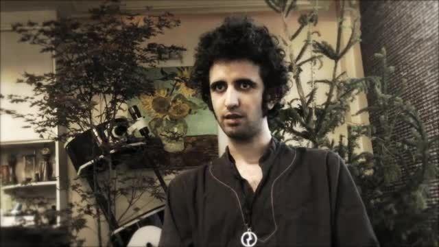 مصاحبه با میلاد عدل آهنگساز موسیقی بازی ماشین جنگی