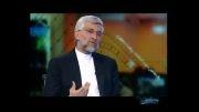 دکتر جلیلی - نماز عمود دین است و مردم عماد دین