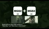تریلر Metal Gear Solid HD Collection