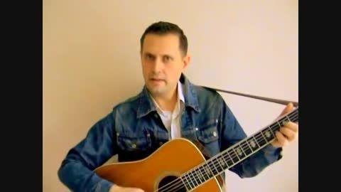 آهنگ Youre my heart youre my soul - اجرا با گیتار